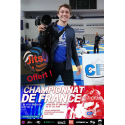 Package photos Championnat de France CFJJB 2019