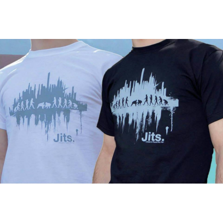 T-Shirt Jits Evolution